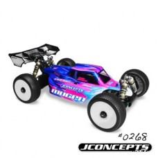 JCONCEPT SILENCER MUGEN MBX 7 ECO BODY