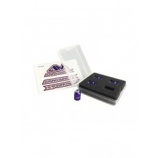 ARROWMAX Body Post Marker For 1/8 Cars (Purple)