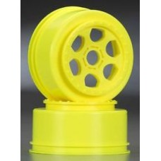 Borrego SC Wheel (Associated SC8 / 17mm Hex Conversions) - YELLOW