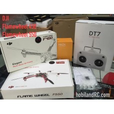 DJI FLAMEWHEEL 550 hexacopter