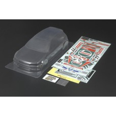 Tamiya 51421 Clear Body Castrol Honda Civic