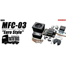 Tamiya MFC03 Euro Style for Tamiya Trucks