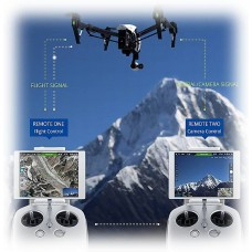 DJI Inspire 1 - Two Controllers