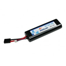 Li-Po Intellect Power Saddle Pack 4000mah