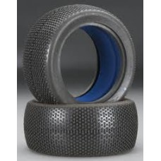 J Concepts 3034-o1 Subcultures  1/8th Buggy Tire w/Insert (Blue compound)