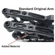 Kyosho Front Lower Suspension Arms Left and Right