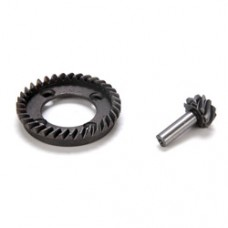 Losi Rear Ring & Pinion Gear Set: 10-T