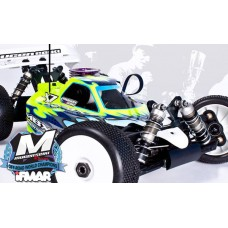 MBX-7 M-SPEC Factory Built 1/8 Scale Nitro 4WD Racing Buggy