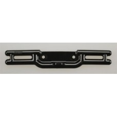 RPM Tubular Rear Bumper Black Revo