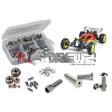 Rc Srewz for Associated B4.2 RTR/Factory (Metric) Stainless Steel S