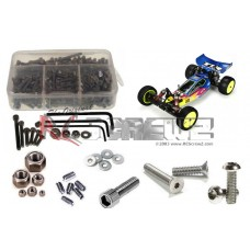 RC Srewz for Losi 22 2wd Buggy Stainless Screw Kit