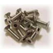 "--RC Screwz --   2-56 x 3/4"" Flat Head Cap Screw"
