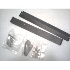 Drift GT Wing (2 pieces/alloy) 1/10 Alloy Double