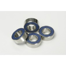 Tamiya 1150 Sealed Bearing Set 4pc - U53008