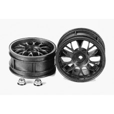 RC Reinforced Mesh Wheels - (One Piece) 1pr