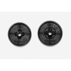 RC TT-01 Spur Gear Set - 55T/58T
