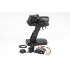 Finespec 2.4GHz Radio System - with Brushless ESC-TBLE-02S