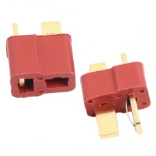 41001 T Plug (Male Female) (4set)