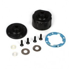 TLR HD Diff Housing, Integrated Insert: TEN
