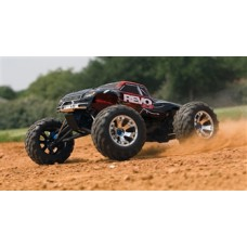 Traxxas Revo 3.3 4WD 1/10 Nitro Monster Truck 2.4GHz w/TQi, Docking Base & Telemetry TRA5309