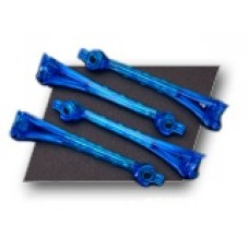 Traxxas LED Lense LaTrax Alias Blue (4)