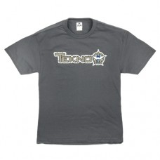 Tekno RC 2014 T-Shirt (T-logo, dark grey)