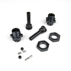 Tekno 17mm Hub Adapter Set (SCT410, 1/8 buggy width, 2pcs)