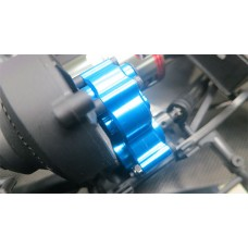 Yeah Racing Aluminum Center Gearbox For Axial SCX10